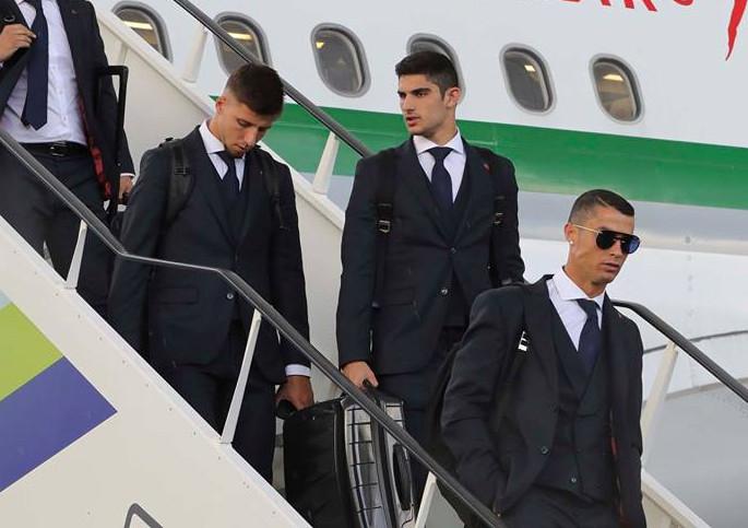 Seleccion portugal, Cristiano Ronaldo