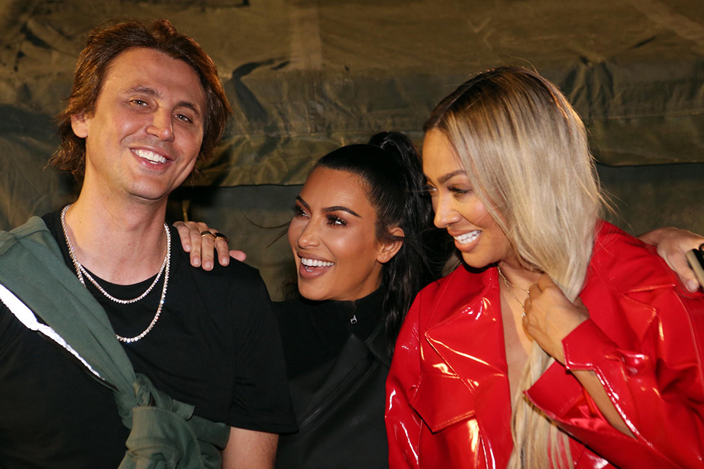 Jonathan Cheban, Kim Kardashian West, La La Anthony