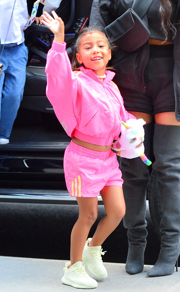 Image result for north west tracksuit pink