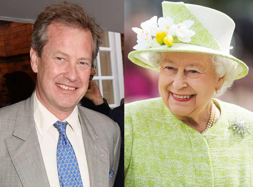 Lord Ivar Mountbatten, Queen Elizabeth
