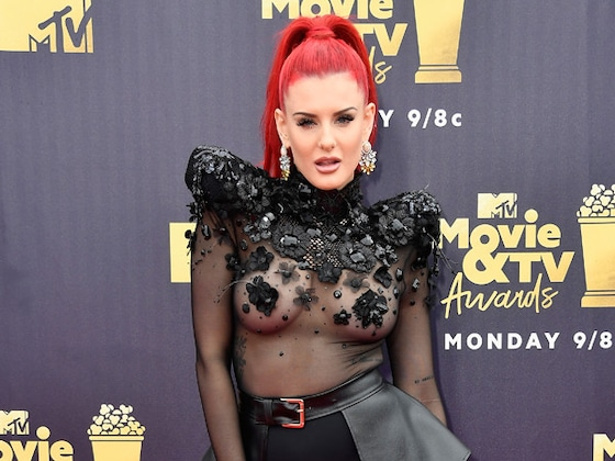 Riskiest Looks at MTV Movie and TV Awards 2018: Justina Valentine and More