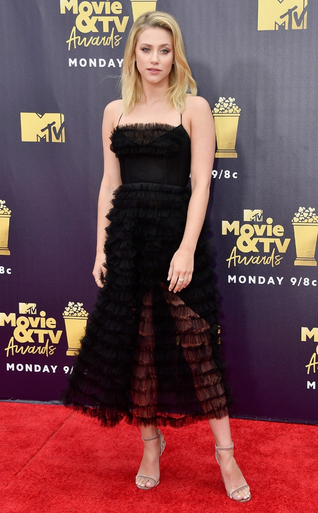 Lili Reinhart, 2018 MTV Movie & TV Awards, Arrivals