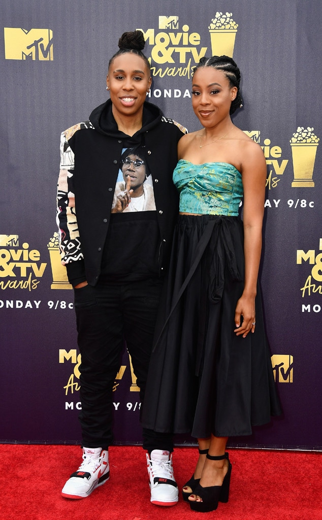 Lena Waith, Alana Mayo, 2018 MTV Movie & TV Awards, Arrivals