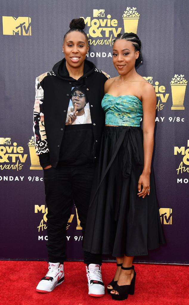 Lena Waith, Alana Mayo, 2018 MTV Movie & TV Awards, Arrivals