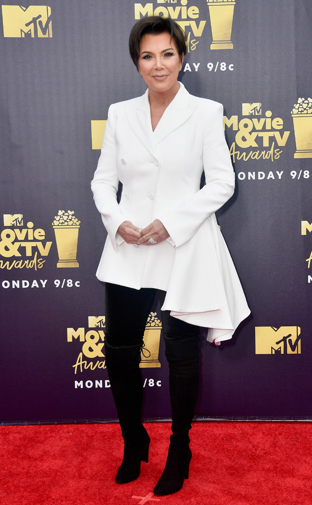 Kris Jenner Reveals Saint West Recently Ended Up in Emergency Room