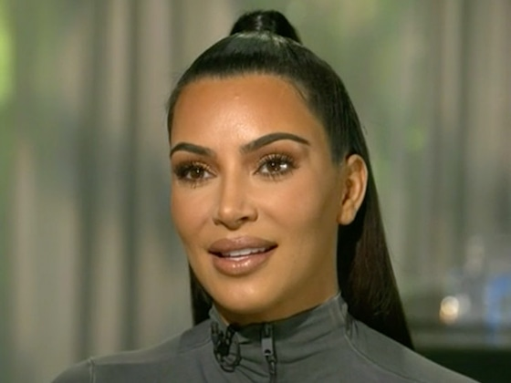 "Kim Kardashian to Run for President? ""Never Say Never"""
