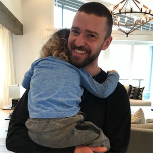 Justin Timberlake, Son, Silas, Father's Day 2018