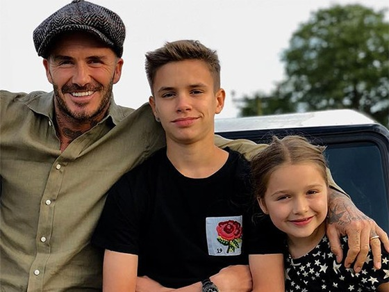 "Victoria Beckham Calls David Beckham the ""Best Daddy"" on Father's Day After Divorce Rumors"