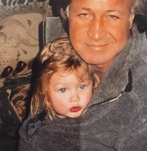 Gigi Hadid, Dad, Mohamed Hadid, Father's Day 2018