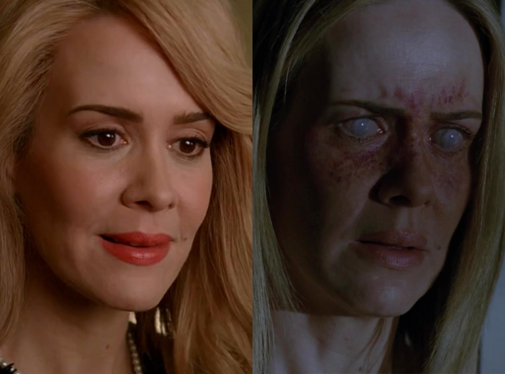 Sarah Paulson, American Horror Story, Murder House, Coven