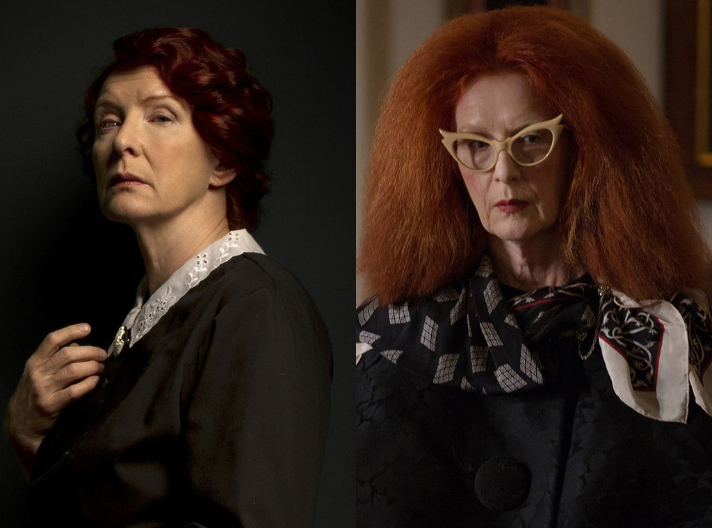 Frances Conroy, American Horror Story, Murder House, Coven