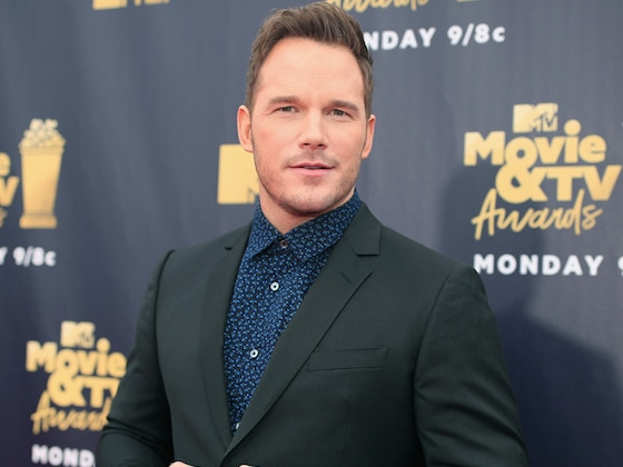9 Rules From Chris Pratt, MTV's Generation Award Winner