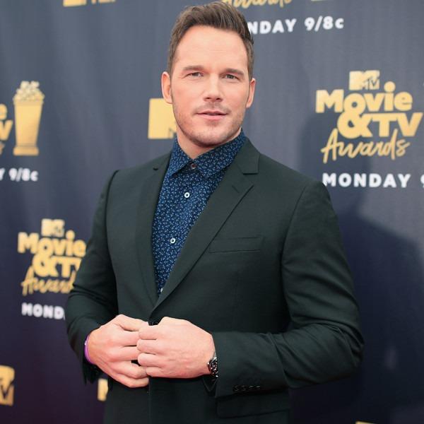 Chris Pratt, 2018 MTV Movie and TV Awards