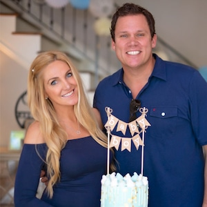 Bob Guiney, Baby, Announcement, Pregnancy, Jessica Canyon