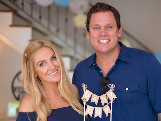 Former <i>Bachelor</i> Bob Guiney Expecting First Child With Wife Jessica Canyon