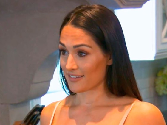 """Nikki Bella Is Already Talking Babies After John Cena Reconciliation and Brie Agrees: """"Get Pregnant With Me!"""""""