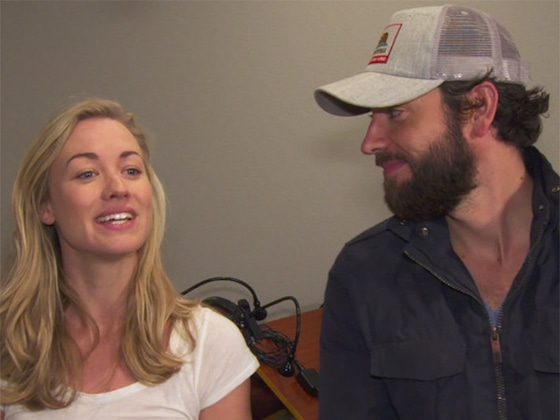 <i>Chuck</i>'s Zachary Levi and Yvonne Strahovski Reunite for <i>Rapunzel's Tangled Adventure</i>