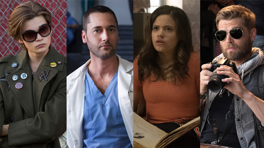 TV Scoop Awards, Best New Show/Most anticipated show