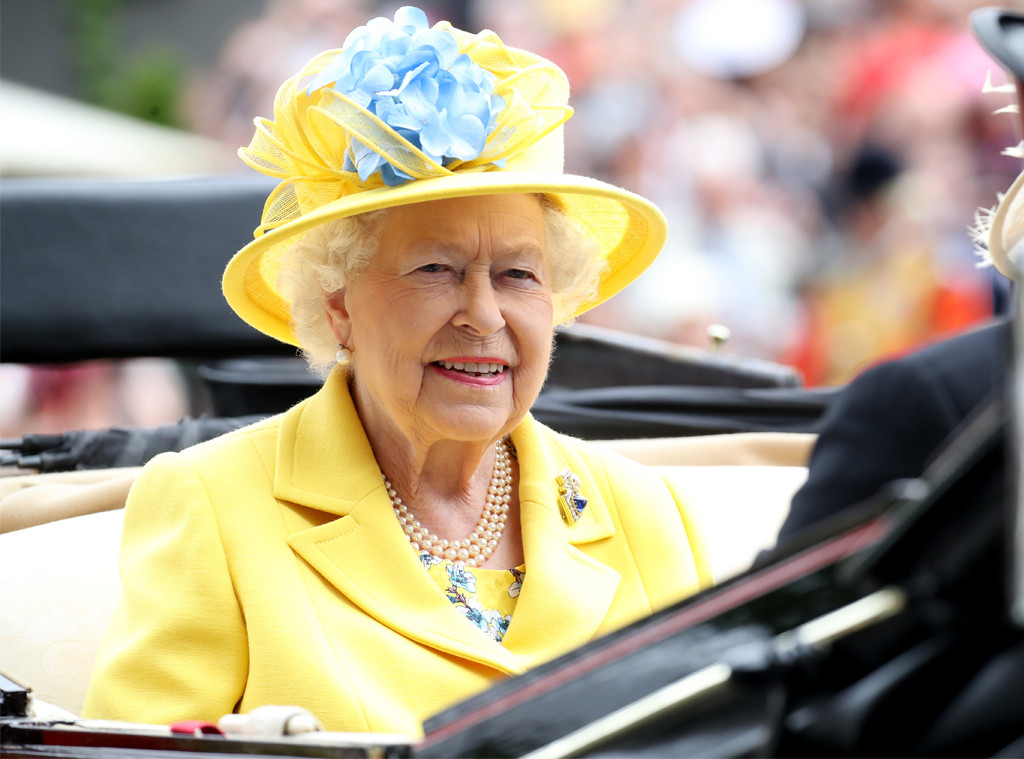 Queen Elizabeth II, Ascot Day 1