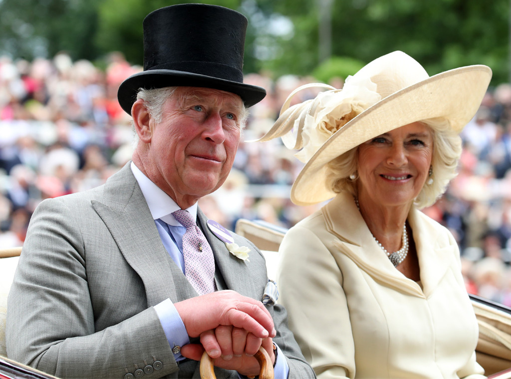 Prince Charles, Camilla, Duchess of Cornwall, Ascot Day 1