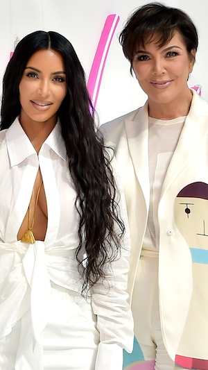 Kim Kardashian, Kris Jenner, Business of Fashion West Summit