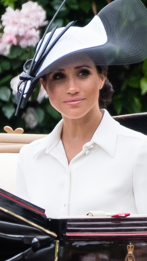 Meghan Markle, Ascot Day 1