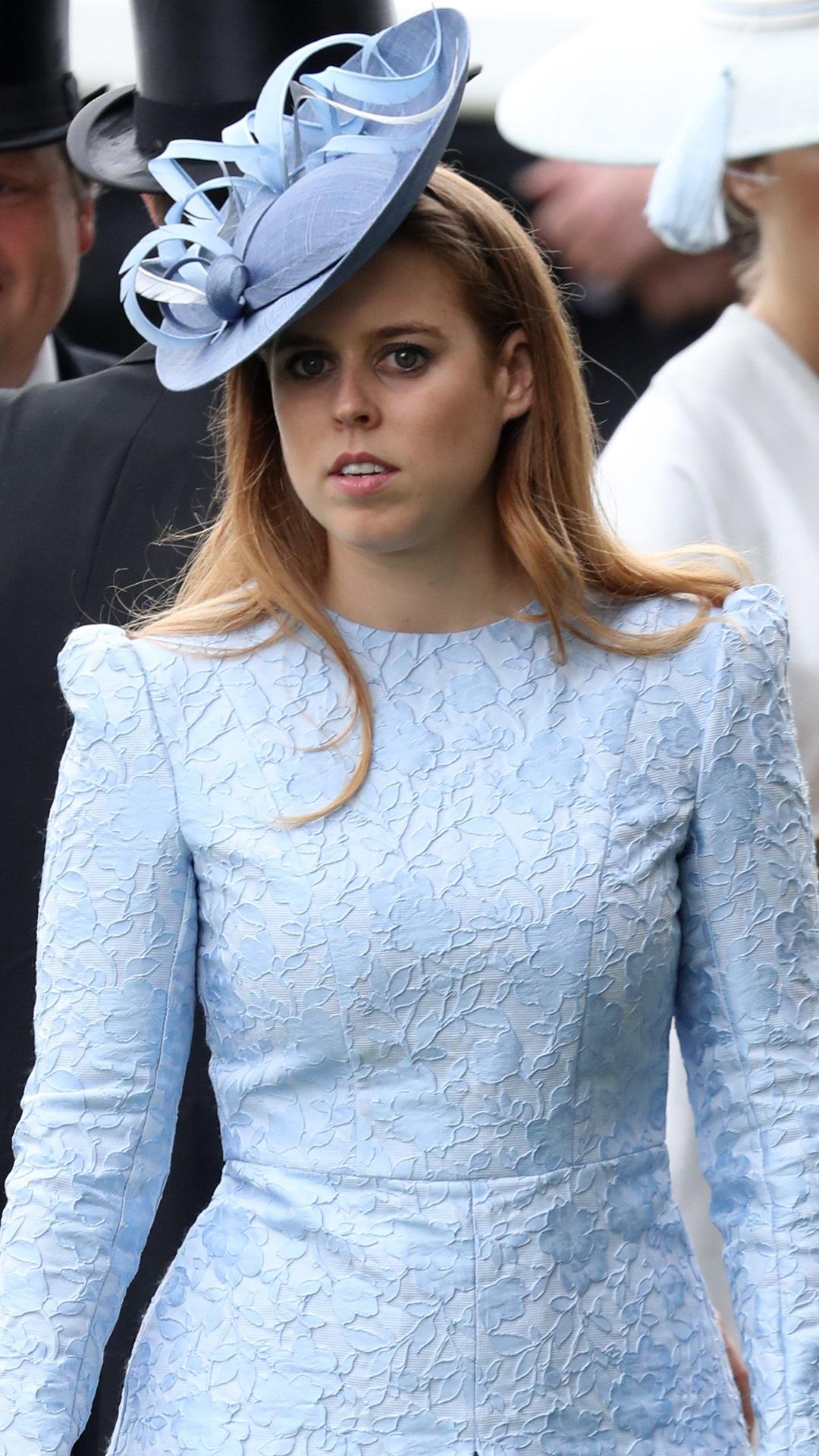 Princess Beatrice, Ascot Day 1