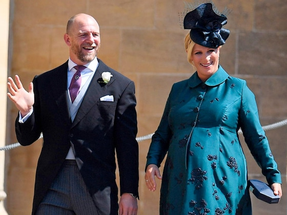 Queen Elizabeth II's Granddaughter Zara Tindall Gives Birth to Baby No. 2