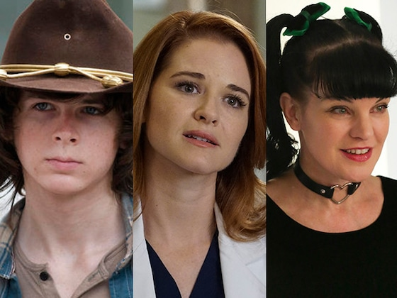 TV Scoop Awards 2018: Vote for the Saddest Death and Actor Exit