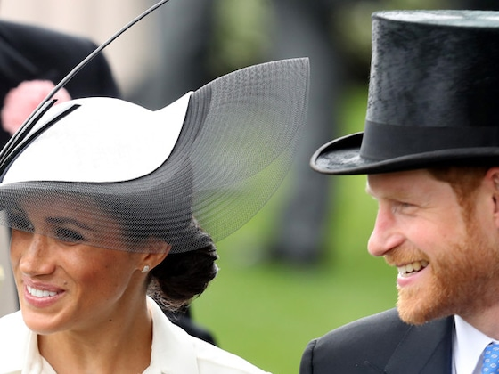 Meghan Markle Makes Her Royal Ascot Debut in Style