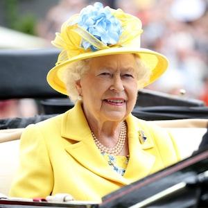 Queen Elizabeth II, Ascot Day 1