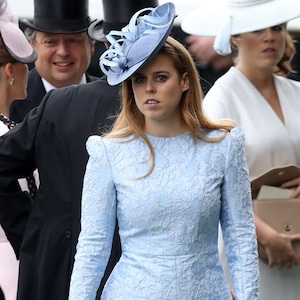 Princess Beatrice, Ascot Day 1
