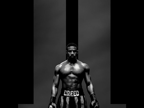 Michael B. Jordan Goes Shirtless in <i>Creed II</i> First Look