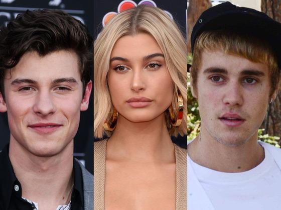 Shawn Mendes rompió el silencio sobre la relación de Hailey Baldwin y Justin Bieber