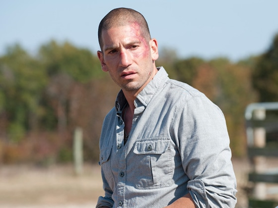 <i>The Walking Dead</i>'s Jon Bernthal Isn't Alone: When TV Stars Return Home to Help a Co-Star Say Goodbye