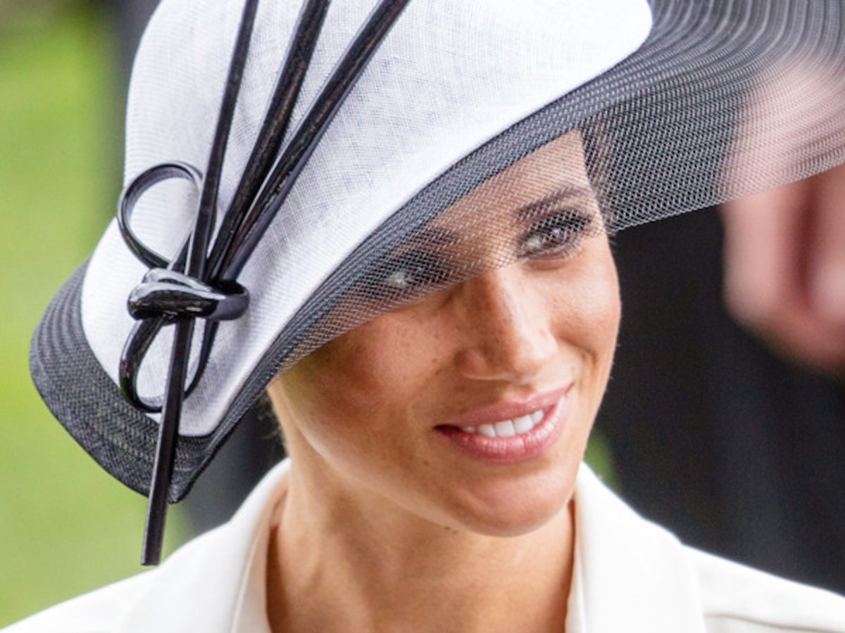 4 Easy Steps to Perfect Meghan Markle's Signature Lip Look