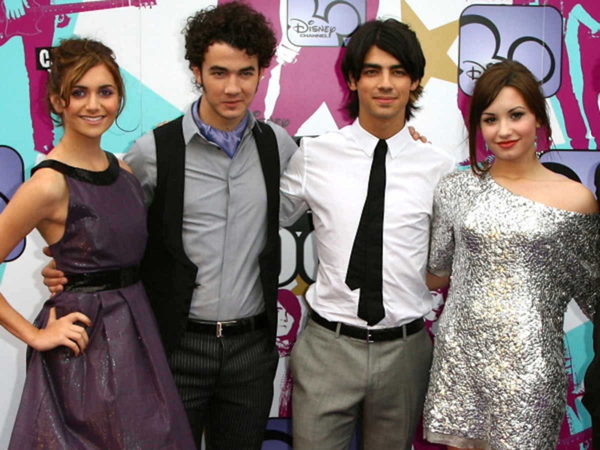 Kevin Jonas Teases Plans for a 3rd ''R-Rated'' <i>Camp Rock</i> Movie