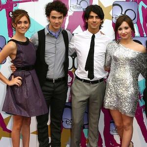 Alyson Stoner, Kevin Jonas, Joe Jonas, Demi Lovato, Nick Jonas