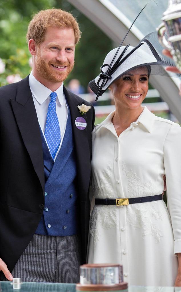Prince Harry & Meghan Markle -  Newlyweds!