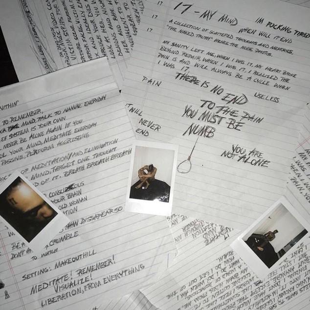 XXXTentacion, 17 Album