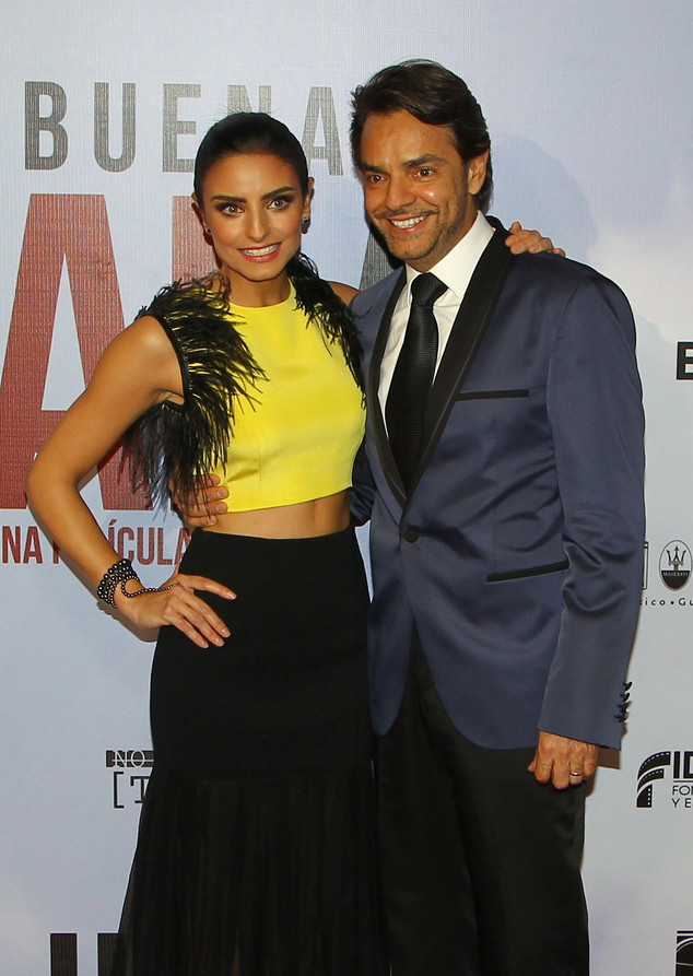 Aislinn Derbez, Eugenio Derbez