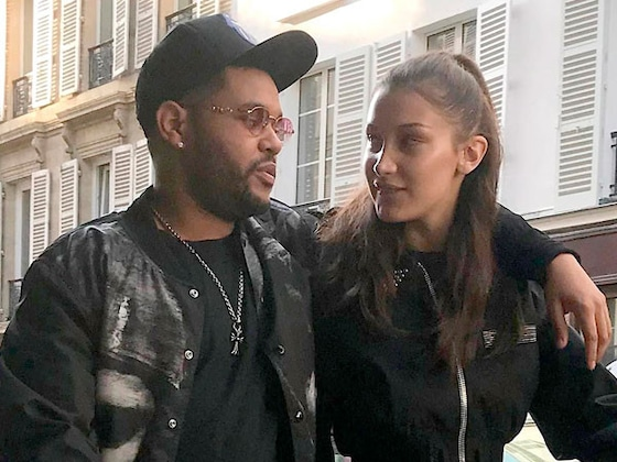 Bella Hadid and The Weeknd Vacation in Tokyo and Visit Robot Restaurant