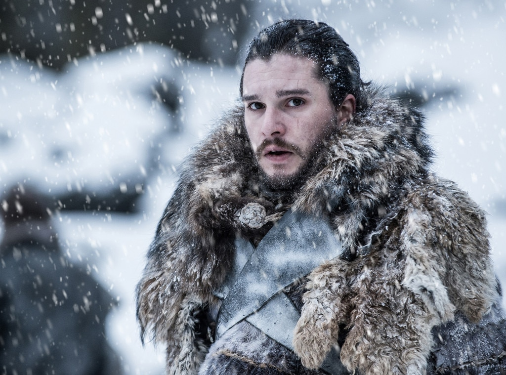 Game of Thrones  -  We all remember the frenzy around Game of Thrones when Jon Snow( Kit Harington )died. It was the end of a season, and also the end of the last book that had come out, meaning no one knew what might happen, but everyone just assumed there was no way Jon Snow could actually be dead.