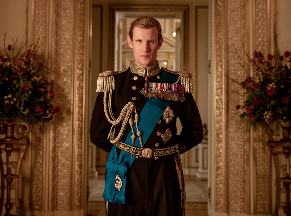 Matt Smith, The Crown