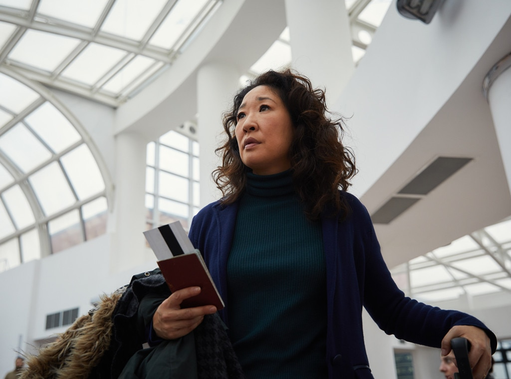 "Sandra Oh,  Killing Eve  -  ""I feel tremendous gratitude and joy with this nomination. I am thrilled for Phoebe Waller Bridge's nomination and for the entire cast/crew of  Killing Eve . I share this moment with my community,"" the Outstanding Lead Actress in a Drama Series nominee shared in a statement. ""PS. I think my mother at this moment may actually be satisfied."""