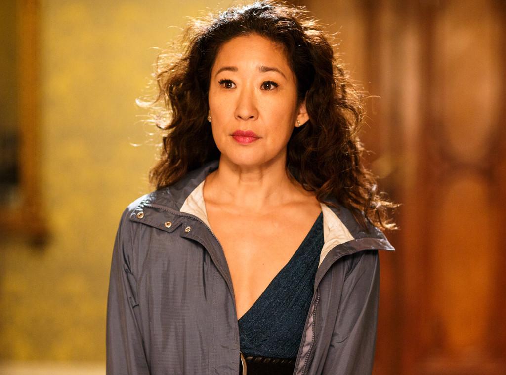 Sandra Oh Killing Eve