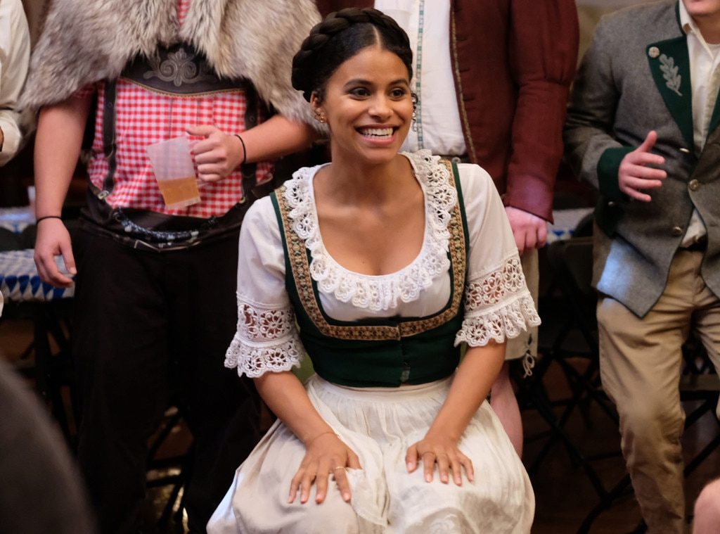 Zazie Beetz - Atlanta  star Zazie Beetz received her first Emmy nod for Supporting Actress in a Comedy Series.