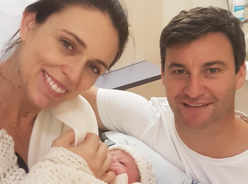 New Zealand leader Jacinda Ardern in hospital for birth
