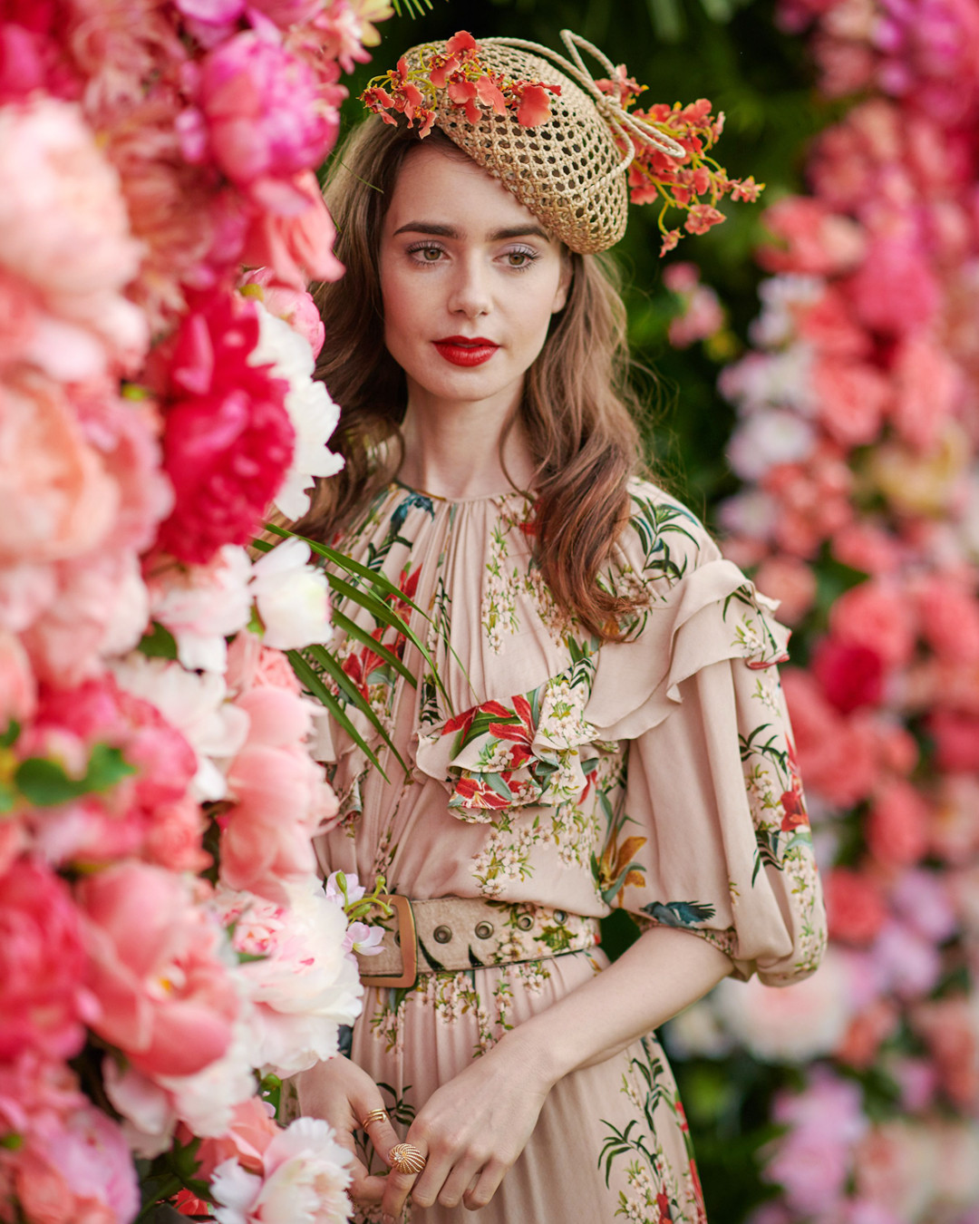 ESC: Best Dressed, Lily Collins