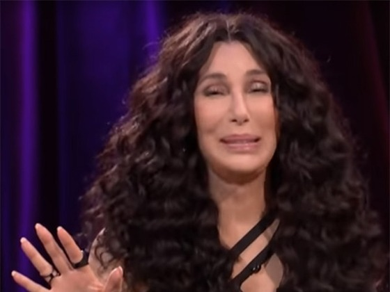 Cher Eats a Caterpillar on <i>The Late Late Show</i> to Avoid Naming Her Favorite Lovers